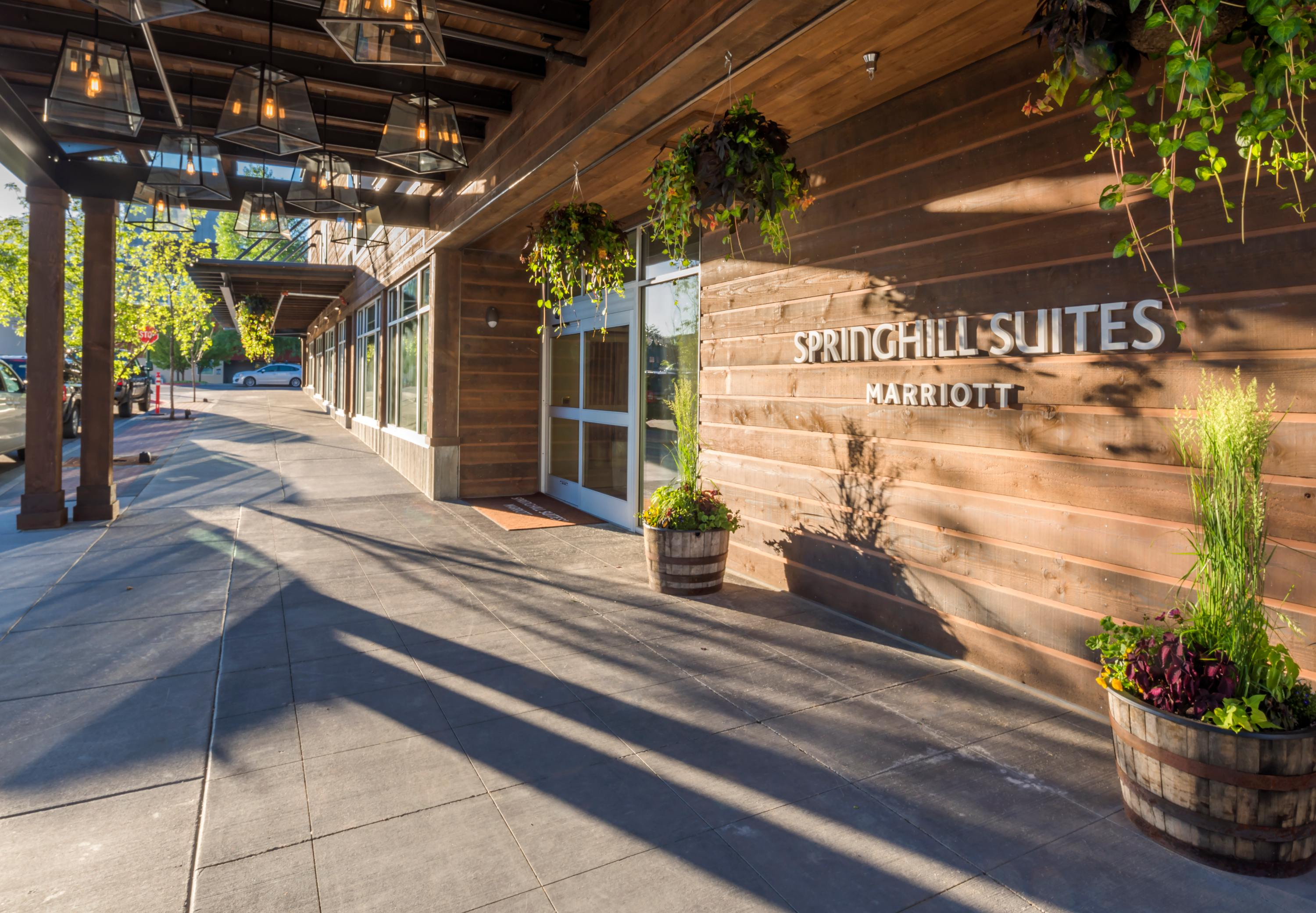 SpringHill Suites by Marriott Jackson Hole image 2