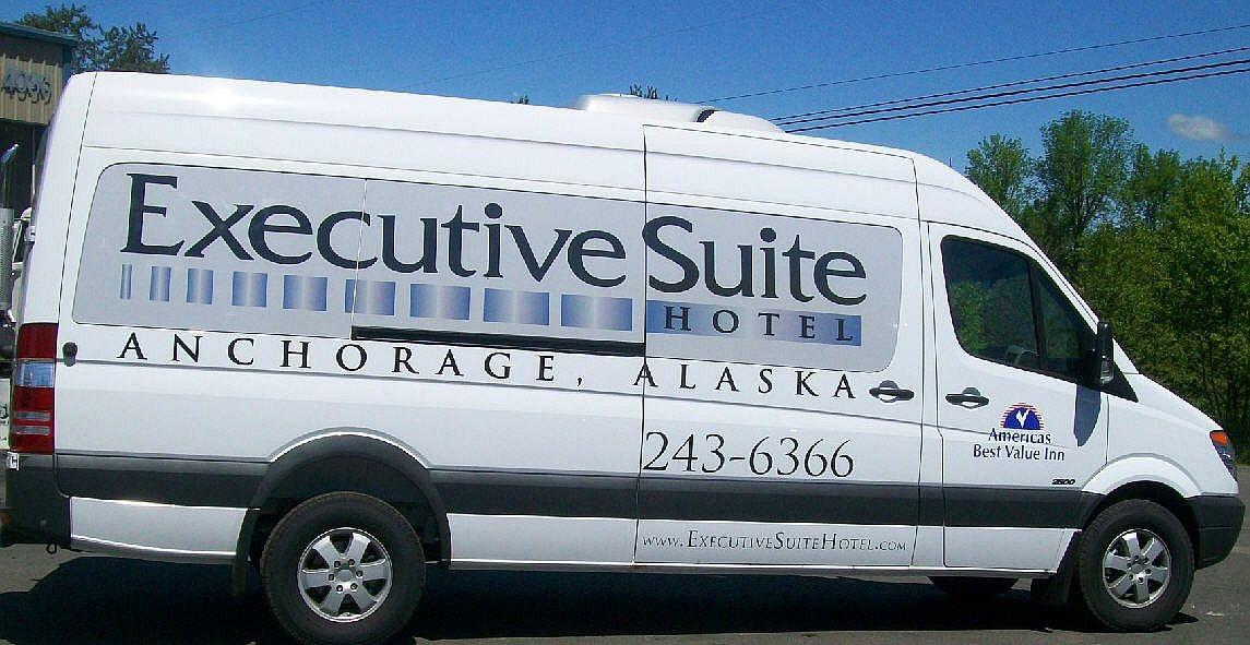 Americas Best Value Inn-Executive Suites / Airport Anchorage image 26