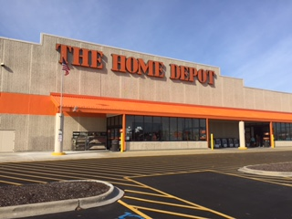 The Home Depot In Saginaw Mi Whitepages