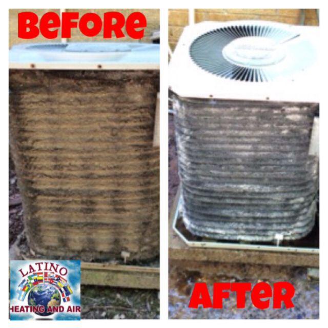 Latino Heating and Air Inc