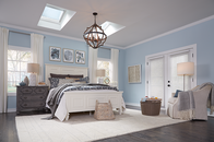 VELUX Skylights in Master Bedroom by Heinsight Solutions