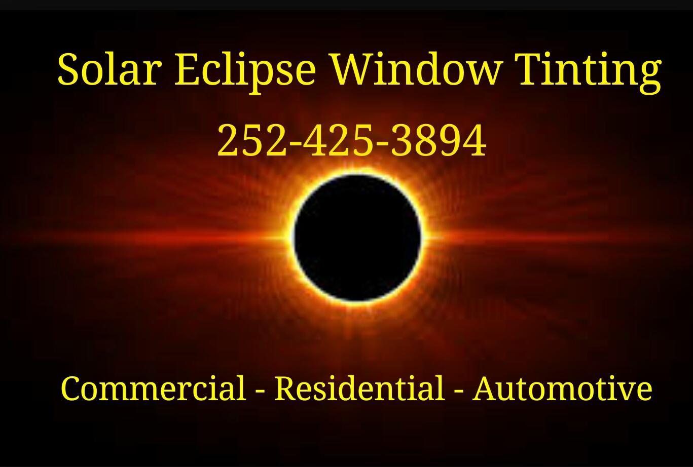 Solar Eclipse Window Tinting image 0