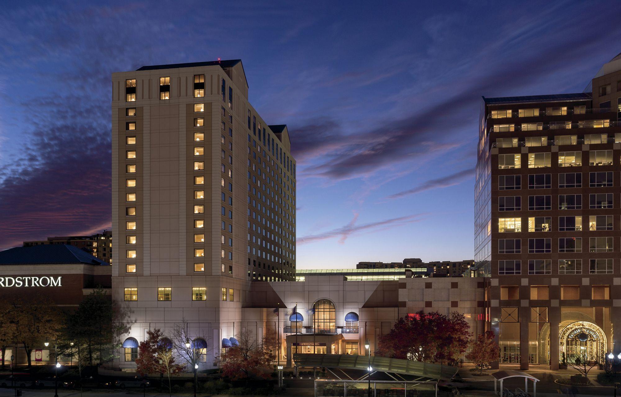 The Ritz Carlton Pentagon City 1250 South Hayes Street Arlington Va Hotels Motels Mapquest
