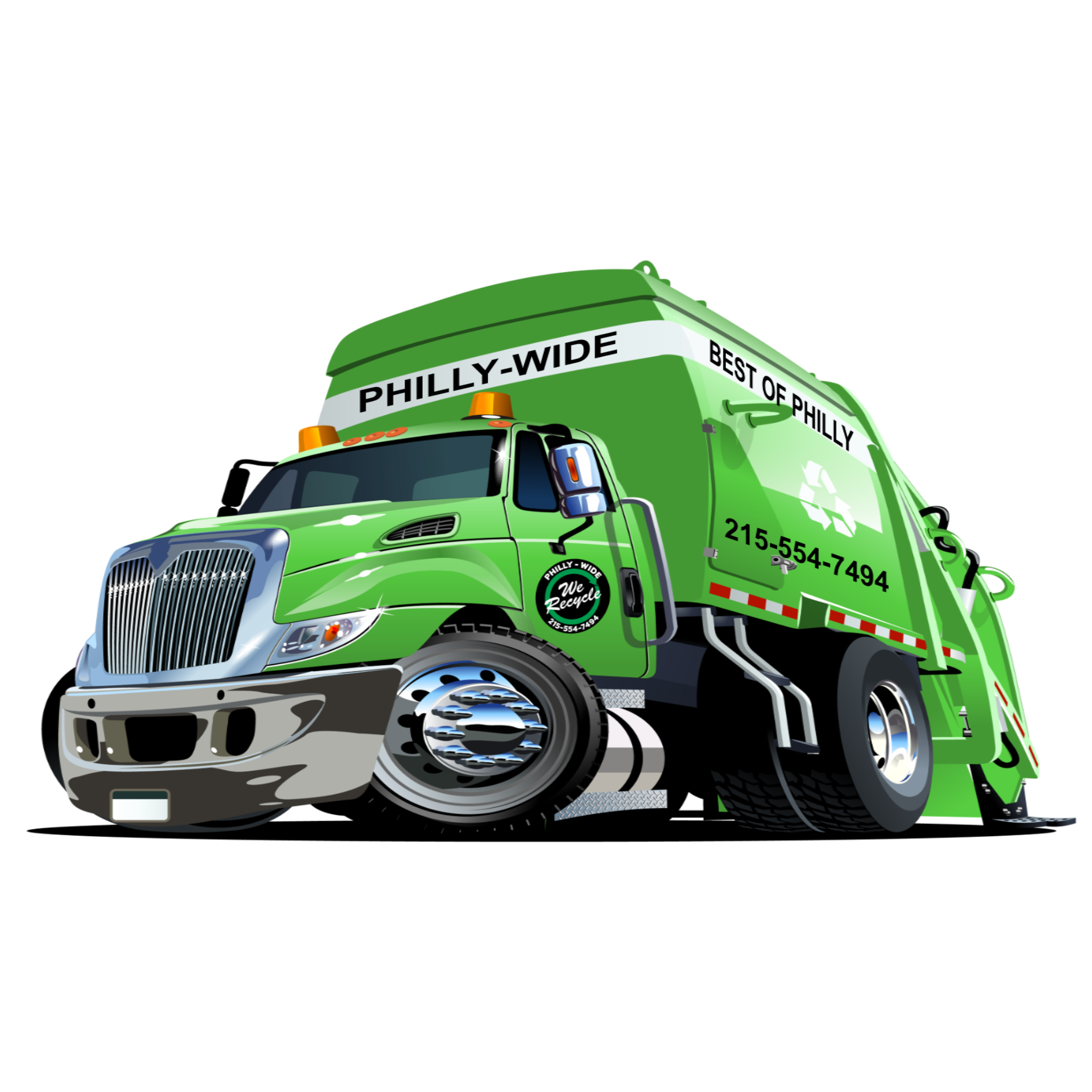 PHILLY*WIDE WASTE- Dumpster Rental Garbage Removal Co. Business Services
