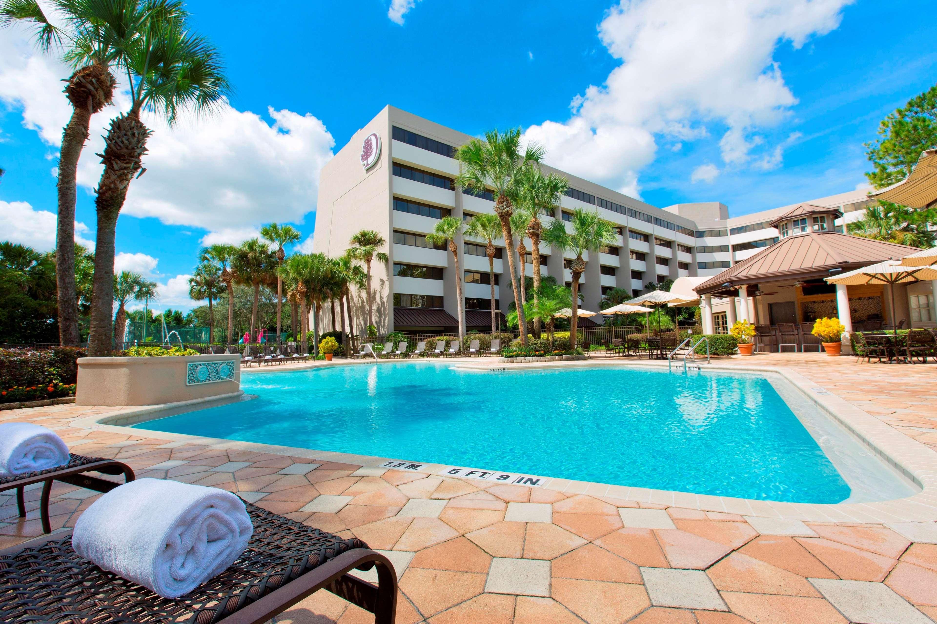 DoubleTree Suites by Hilton Orlando - Disney Springs Area image 2