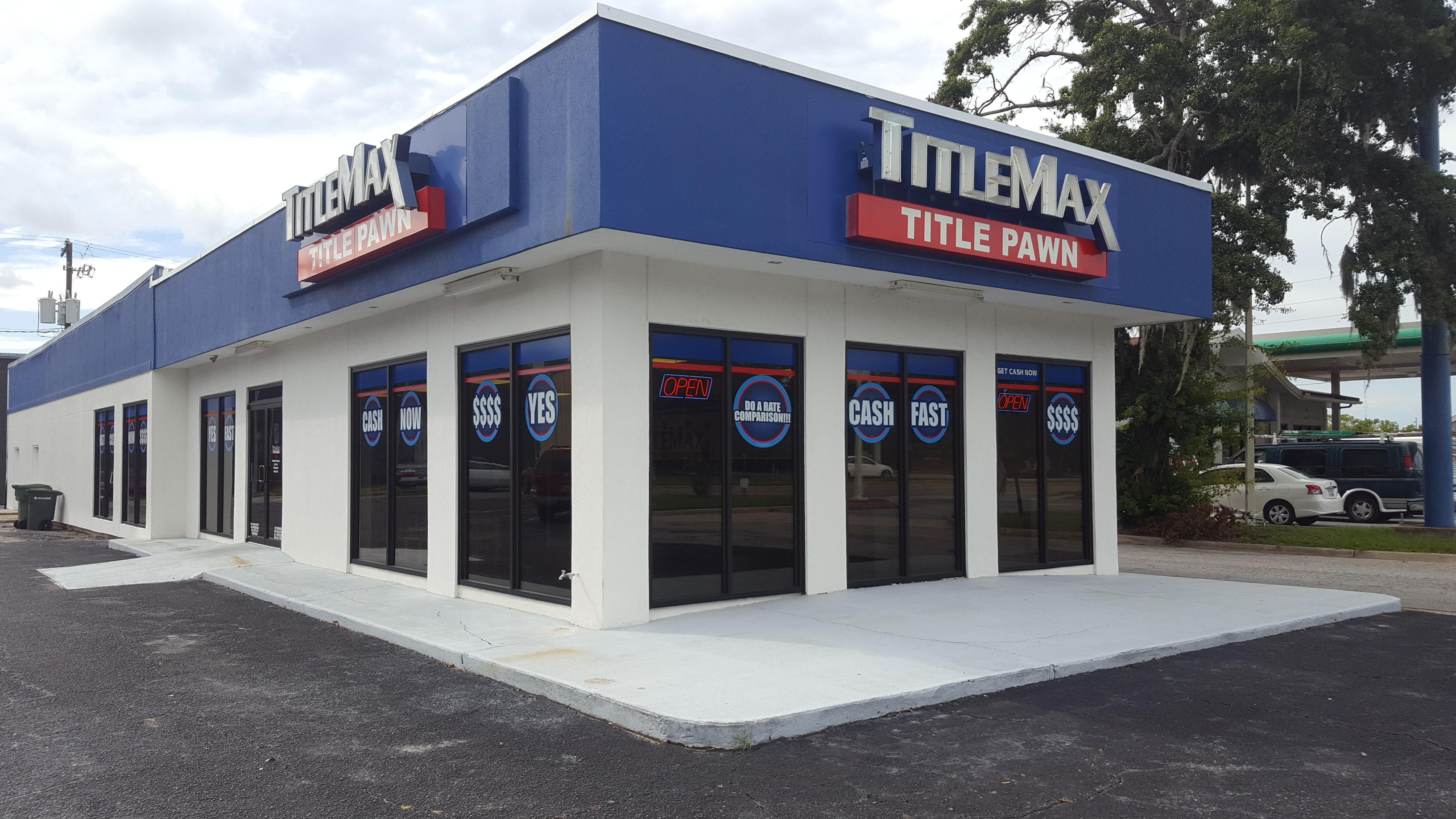 Titlemax title pawns at 10403 abercorn st savannah ga on for Southern motors savannah georgia