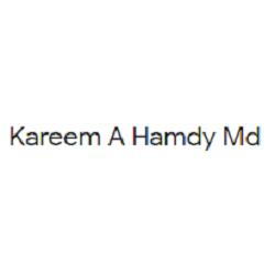 Kareem A Hamdy MD