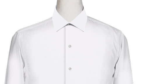 Tweaked measurements- perfectly fiitted shirt, the way you want it to fit!