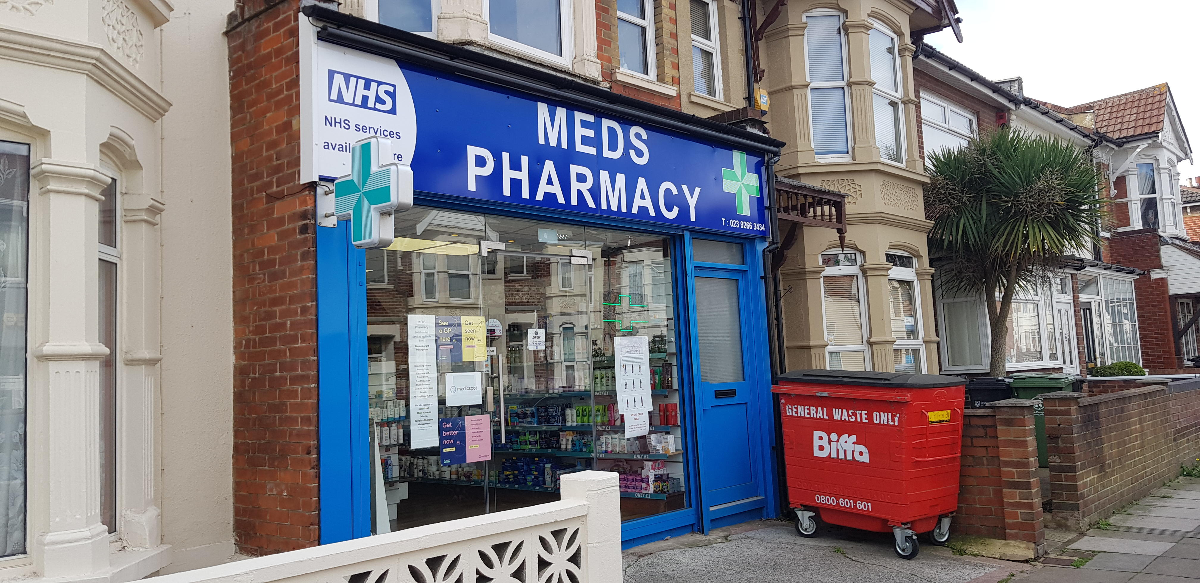Medicspot Clinic Portsmouth Chichester Road