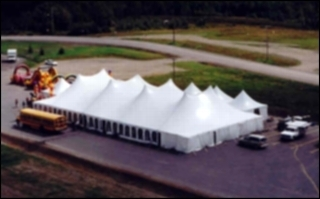 Location de Tentes M & M Inc à St-Georges