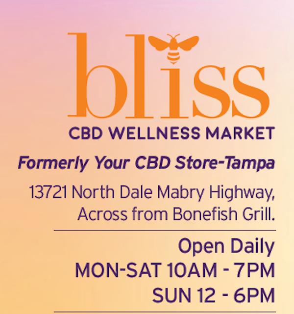 Bliss CBD Wellness Market
