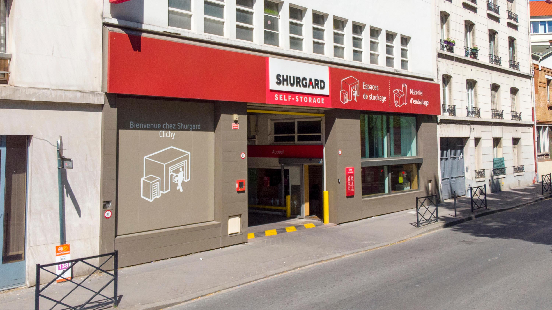 Shurgard Self Storage Clichy - Saint-Ouen