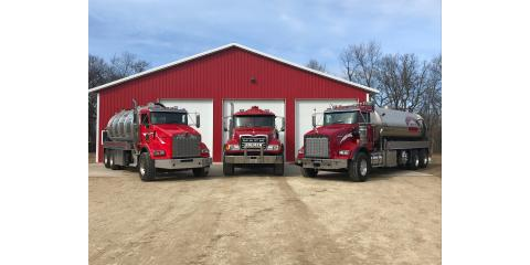 Holmen Pumping Trucks