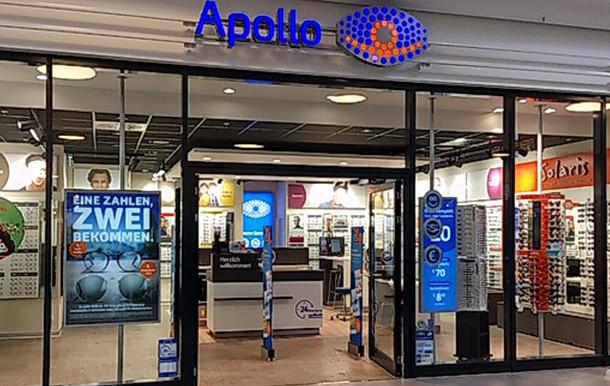 Apollo-Optik, Salbker Chaussee 67 in Magdeburg