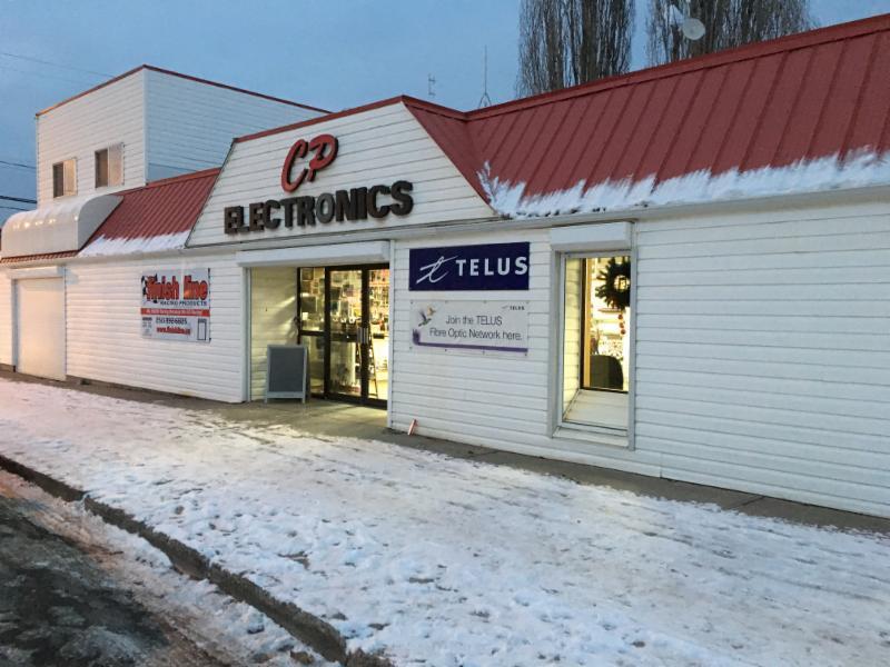 CP Electronics in Williams Lake