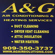 A&G Air Conditioning Services