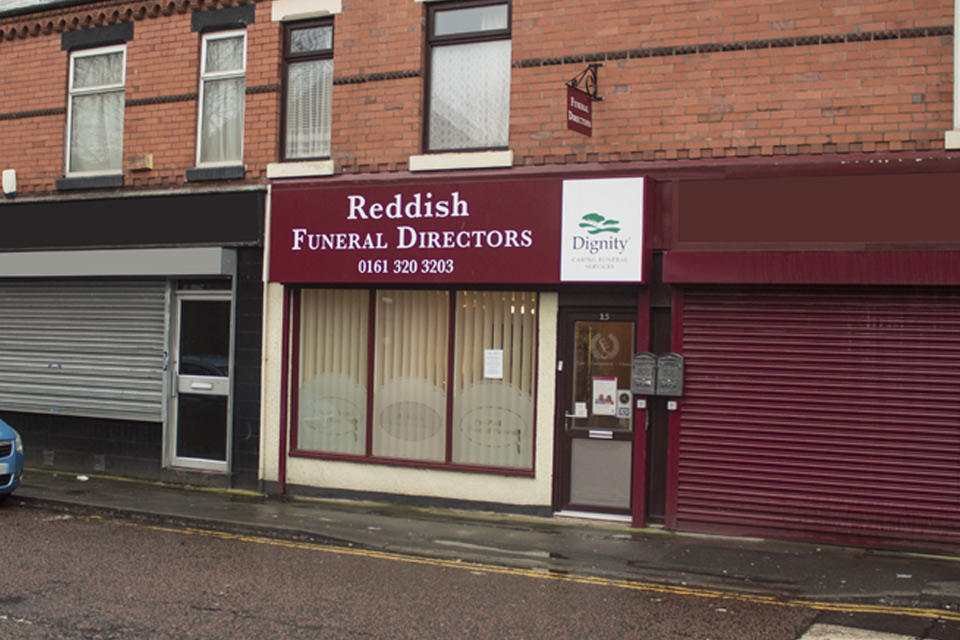Reddish stockport