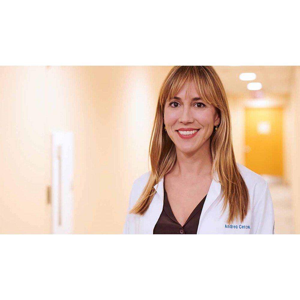 Image For Dr. Andrea  Cercek MD
