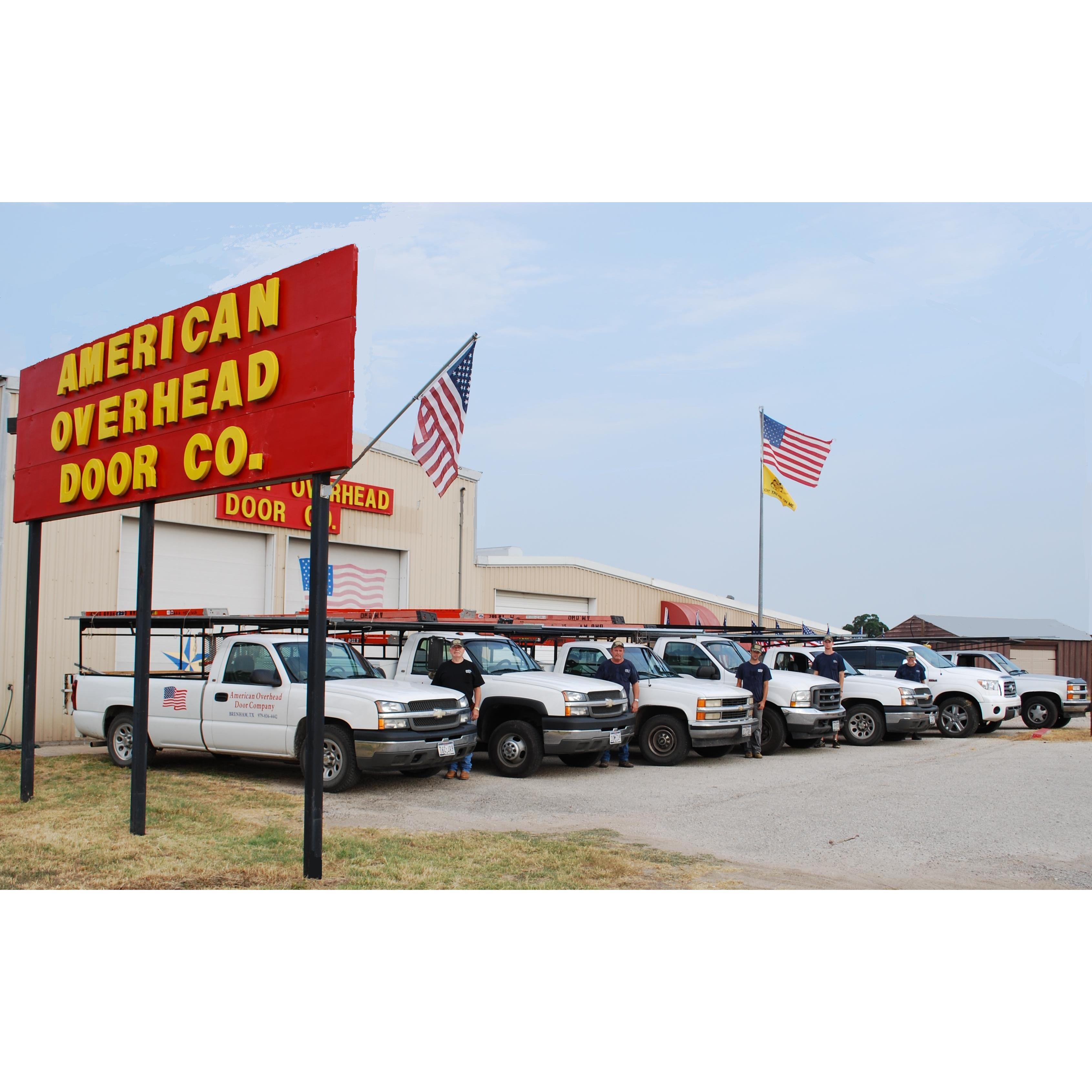 American overhead door company in brenham tx 979 836 4 for Local door companies