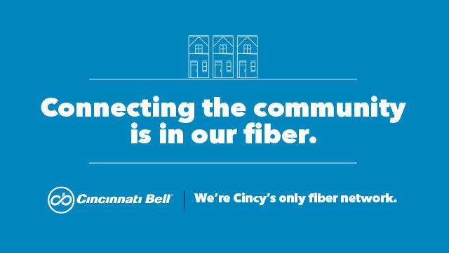 Cincinnati Bell Fioptics Availability Map on