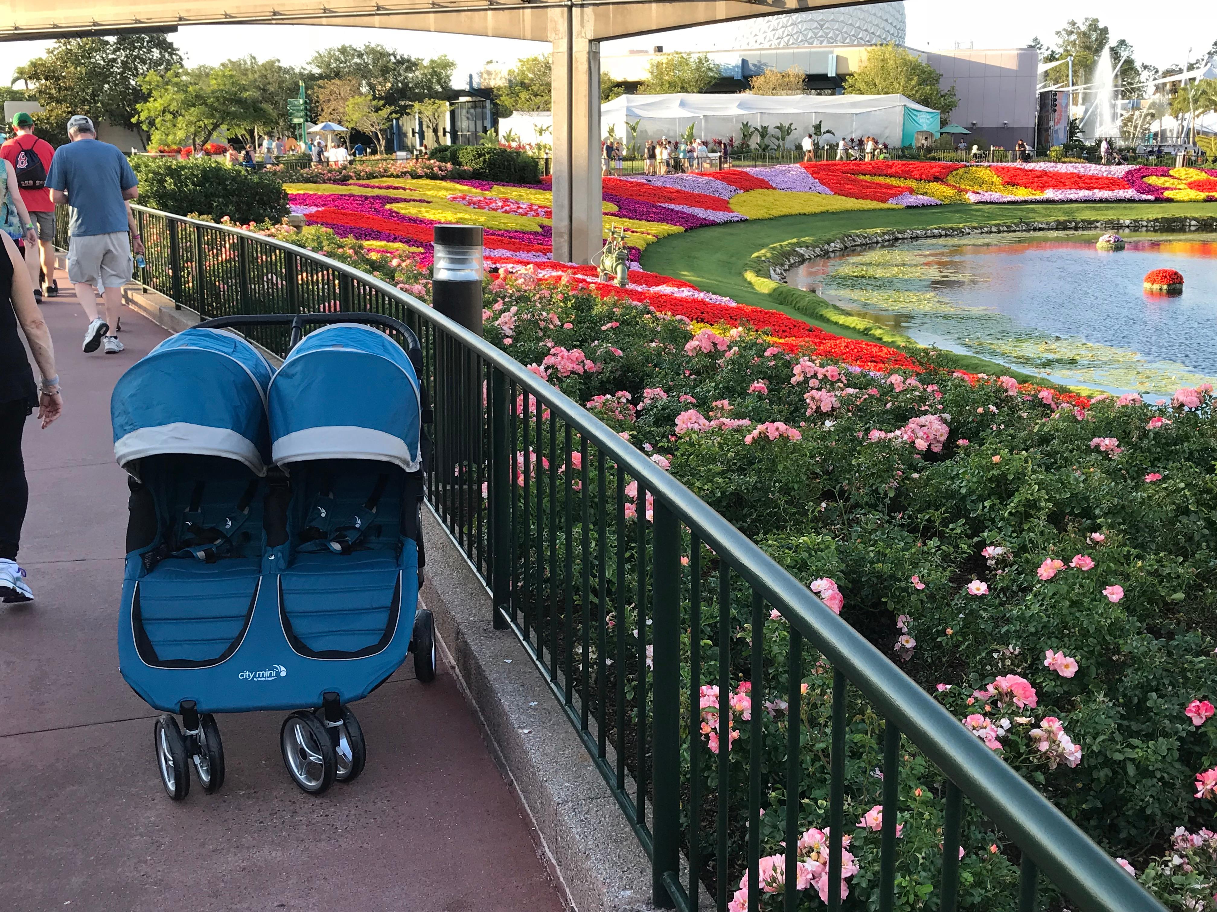 Stroller Rentals Disney image 31