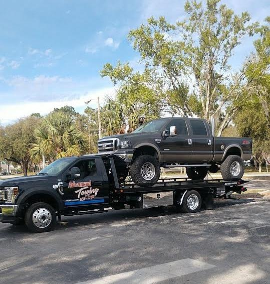 Advanced Towing image 21