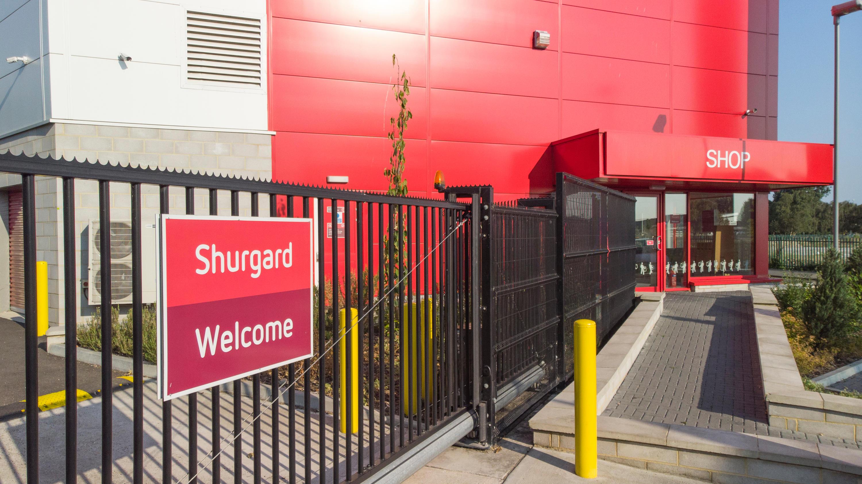 Shurgard Self Storage Woolwich London