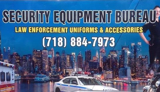 police security equipment bureau bronx ny company information. Black Bedroom Furniture Sets. Home Design Ideas
