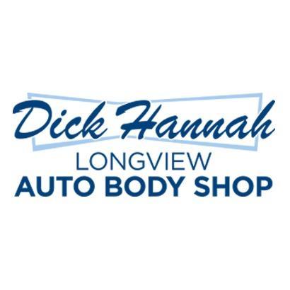 Dick Hannah Longview Auto Body Shop
