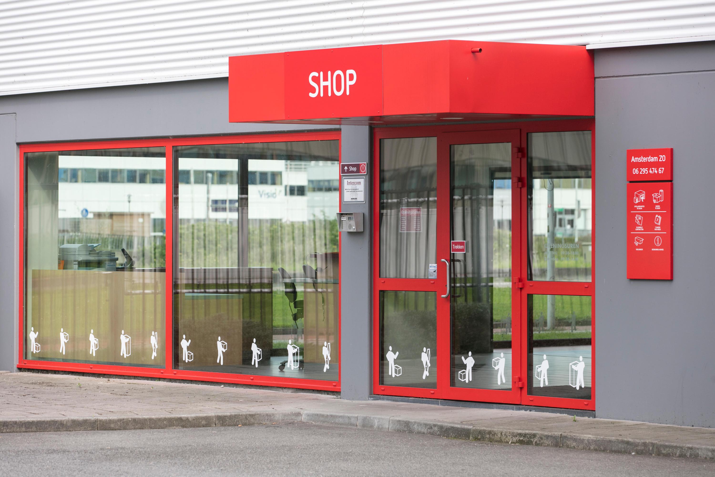 Shurgard Self-Storage Amsterdam Zuid-Oost