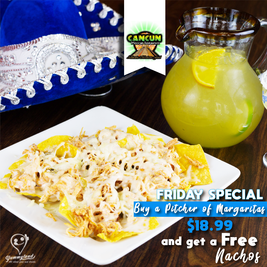 Cancun Grill And Cantina Mexican Restaurant Urbandale Ia 50323