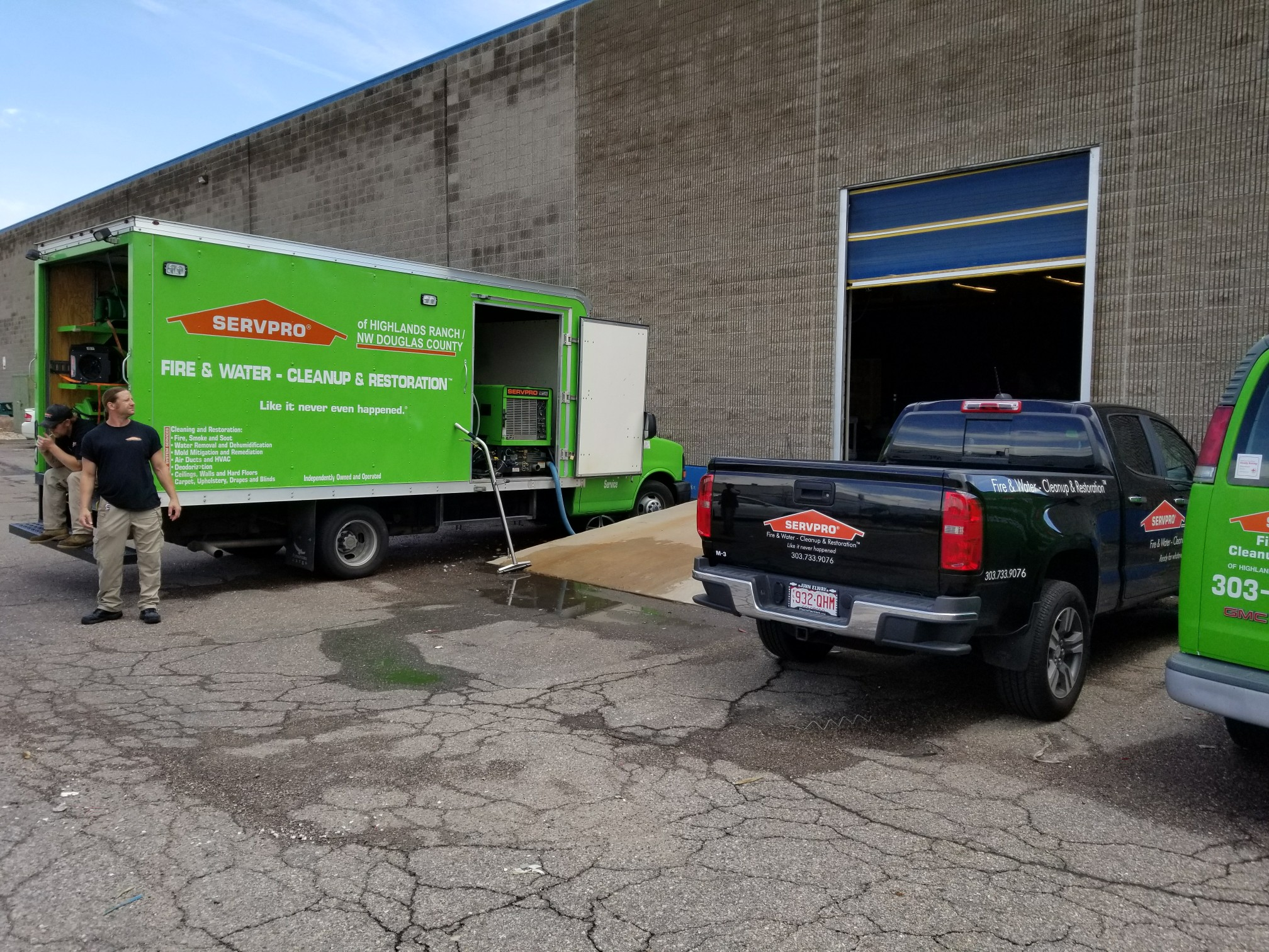 SERVPRO of Highlands Ranch/ NW Douglas County image 5