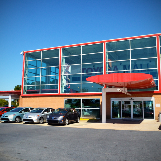 AutoNation Toyota Mall of Georgia at 3505 Buford Drive ...