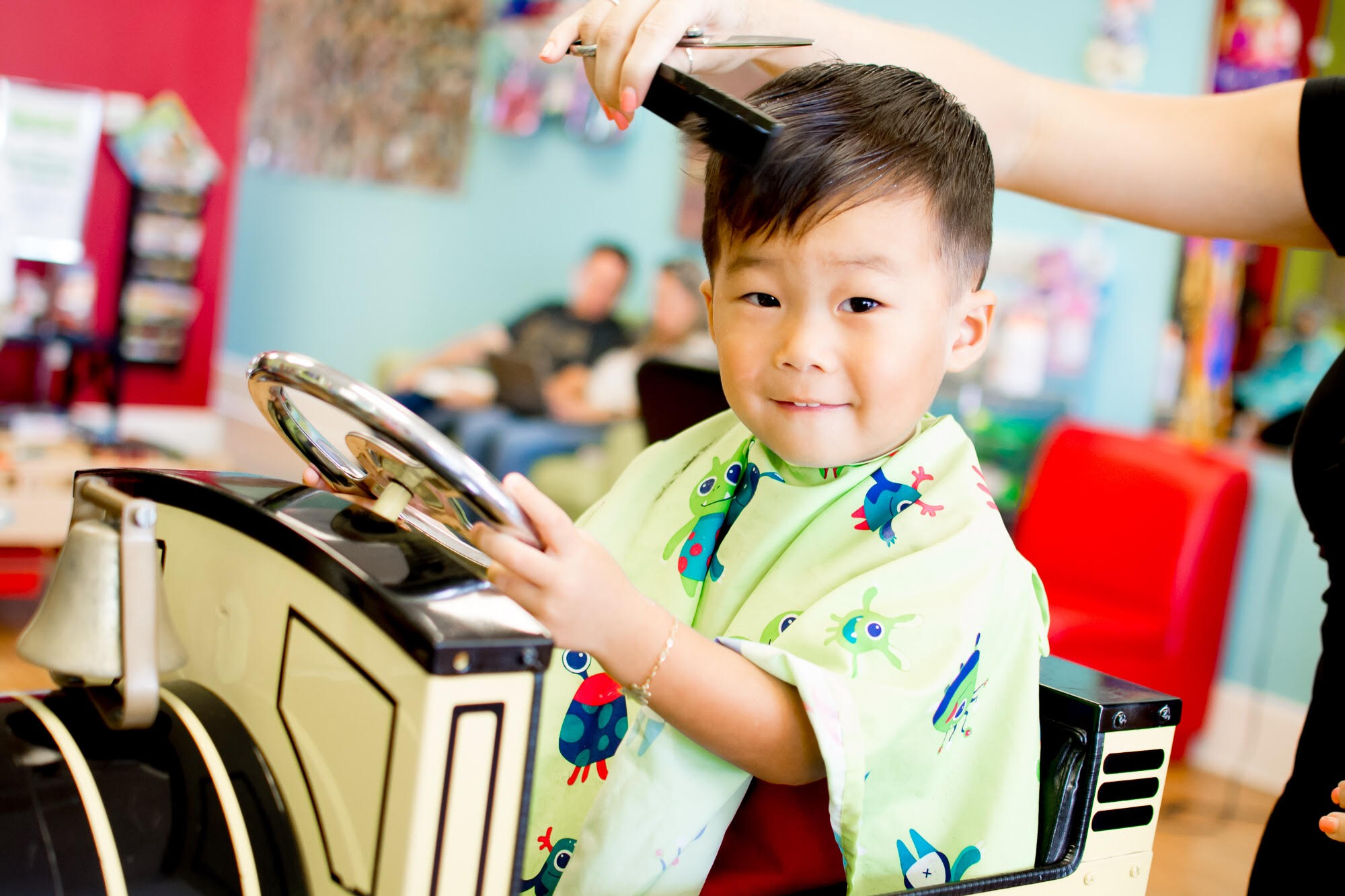 Pigtails & Crewcuts: Haircuts for Kids - West Cobb image 1