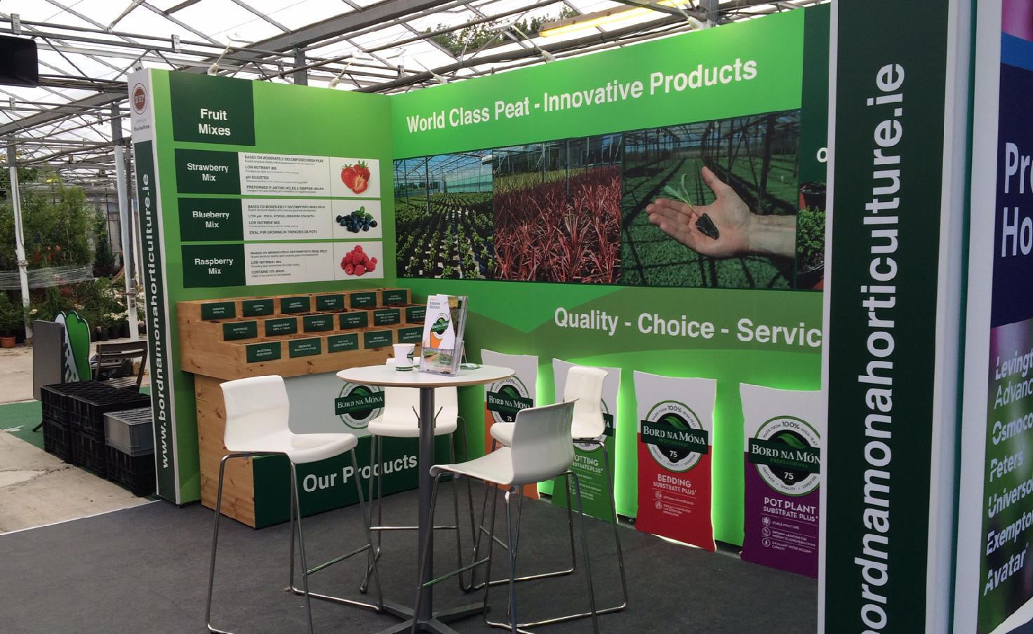 Exhibition Stand Builders Dublin : Buttonbox exhibition display ltd corporate events