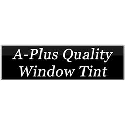 A-Plus Quality Window Tint