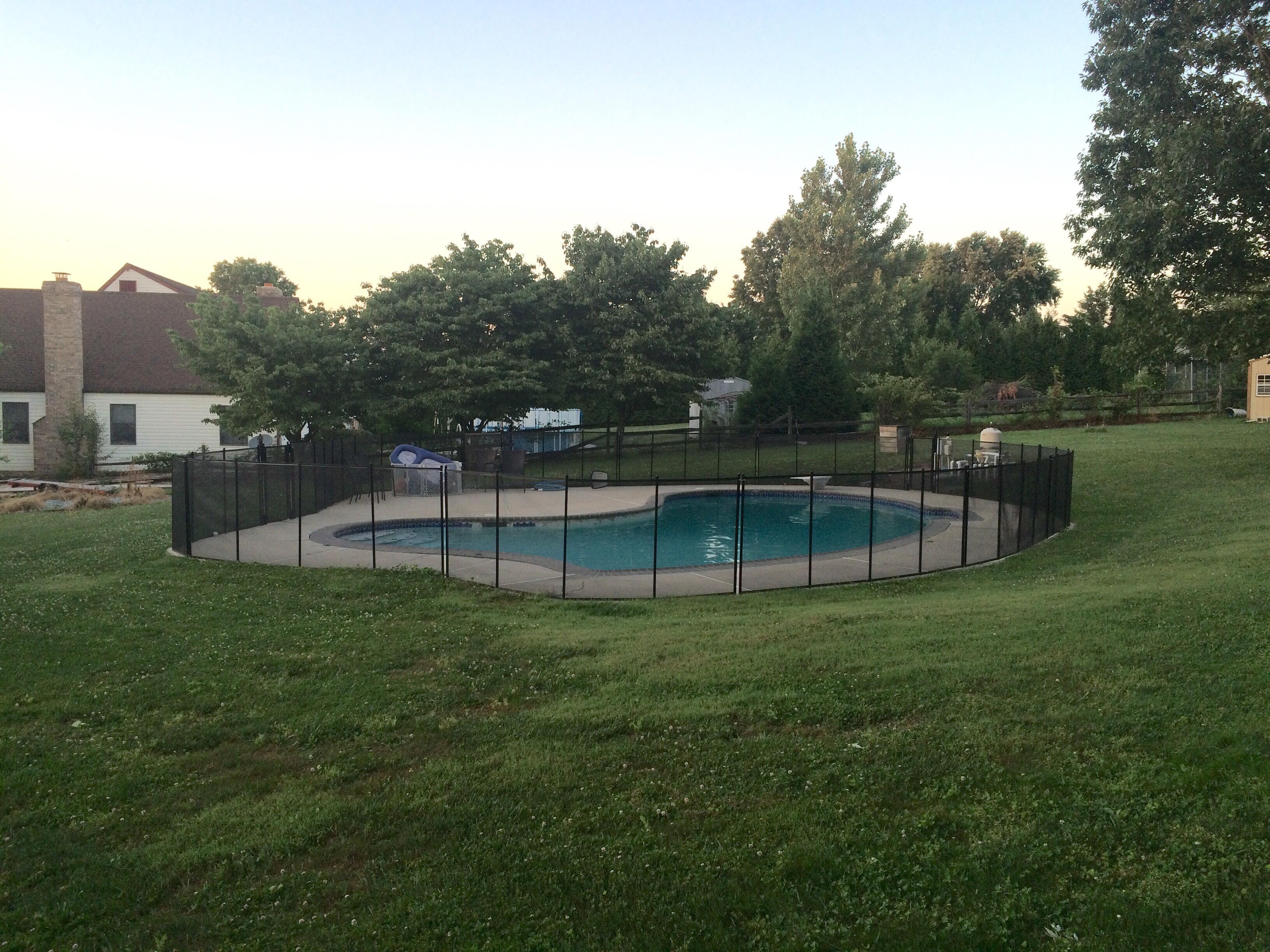 Pool Fence DIY image 0