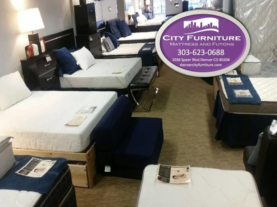 Denver City Furniture Mattress And Futons 1036 Sr Blvd Co S Mapquest