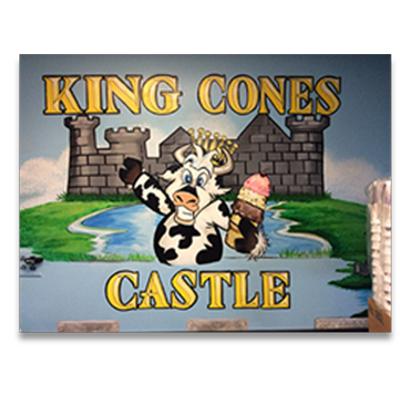 King Cones Castle image 0