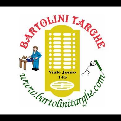 Bartolini Targhe