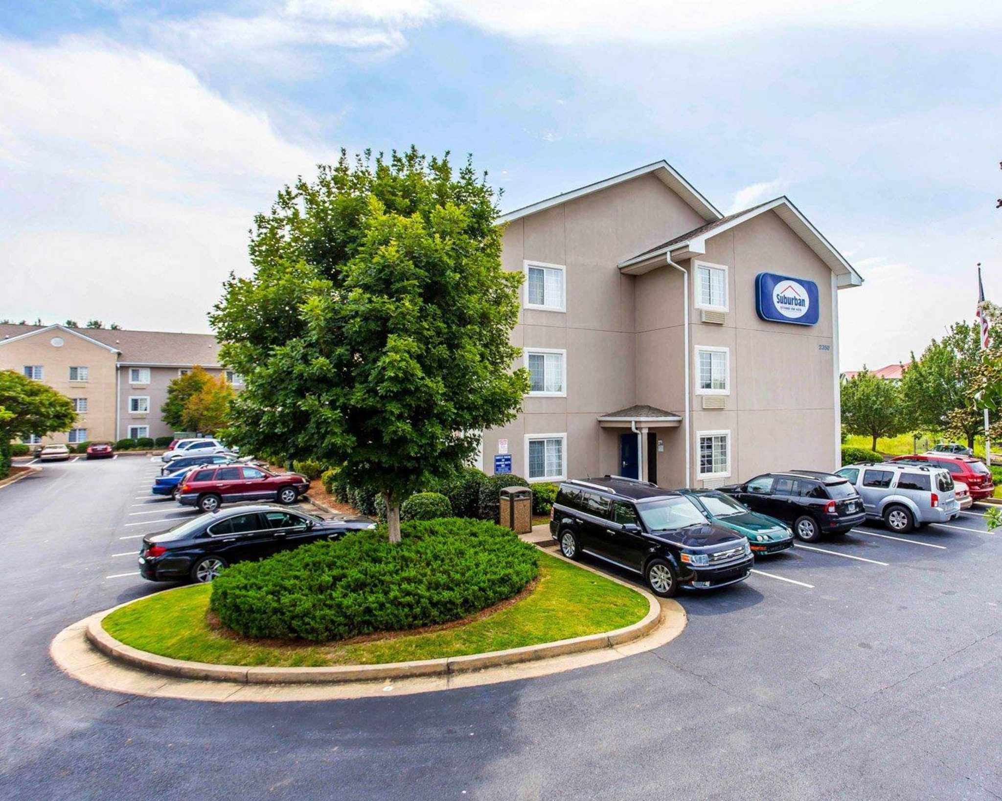 Suburban Extended Stay Hotel In Duluth  Ga