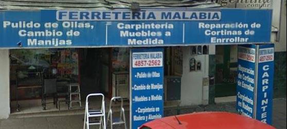 FERRETERIA MALABIABI