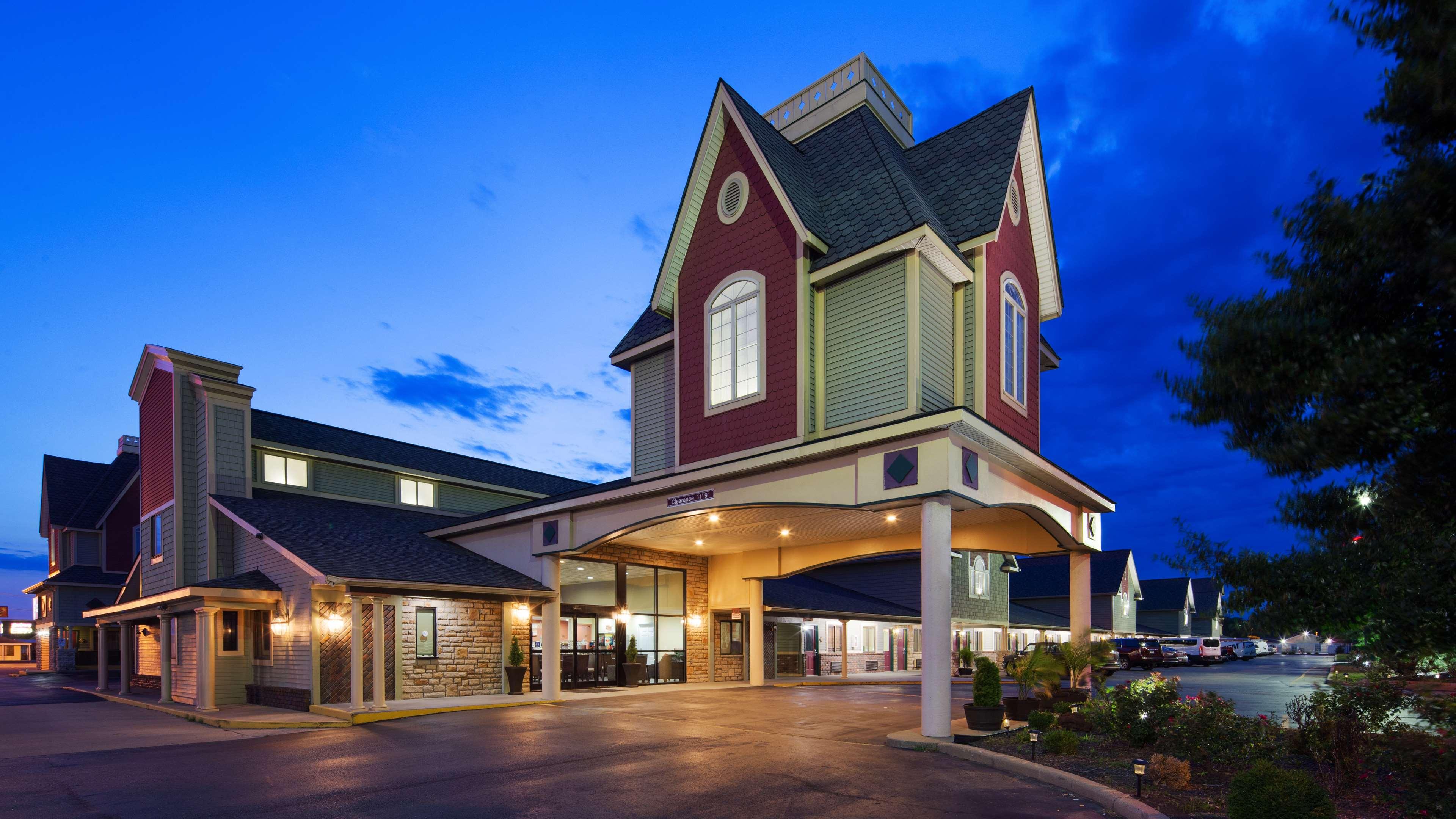 Best Western Green Tree Inn image 1