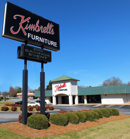 Kimbrell 39 S Furniture Furniture Stores In Gaffney South Carolina