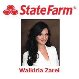Walkiria Zarei State Farm Insurance Agent