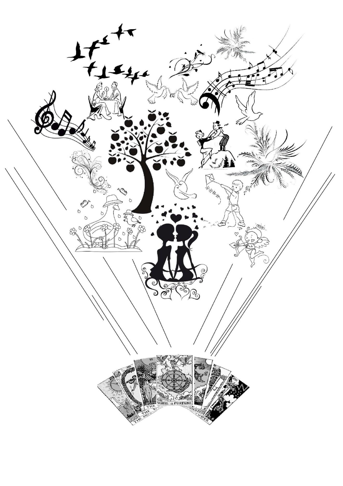 Wheel of Tarot