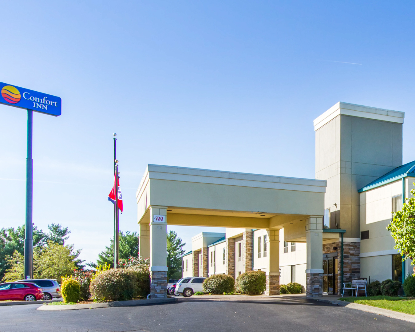 Comfort inn coupons clarksville tn near me 8coupons for Hotels 8 near me