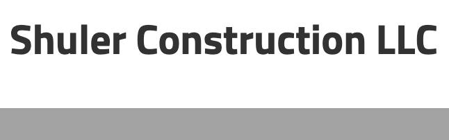 Shuler Construction LLC image 4