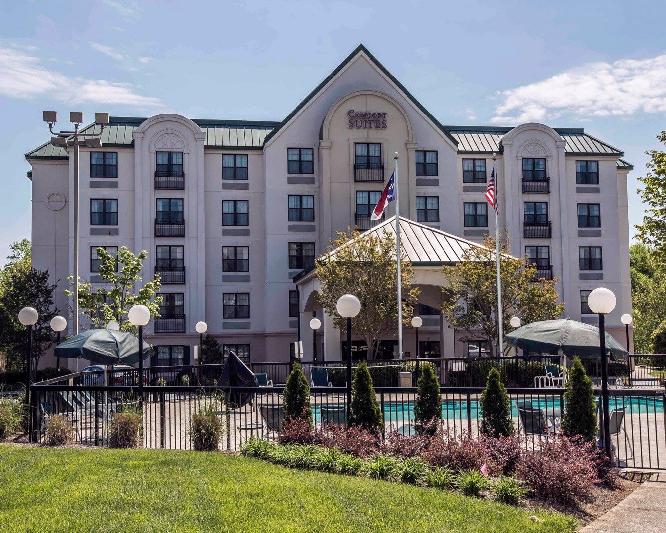 Comfort suites hanes mall in winston salem nc 336 774 for Comfort house