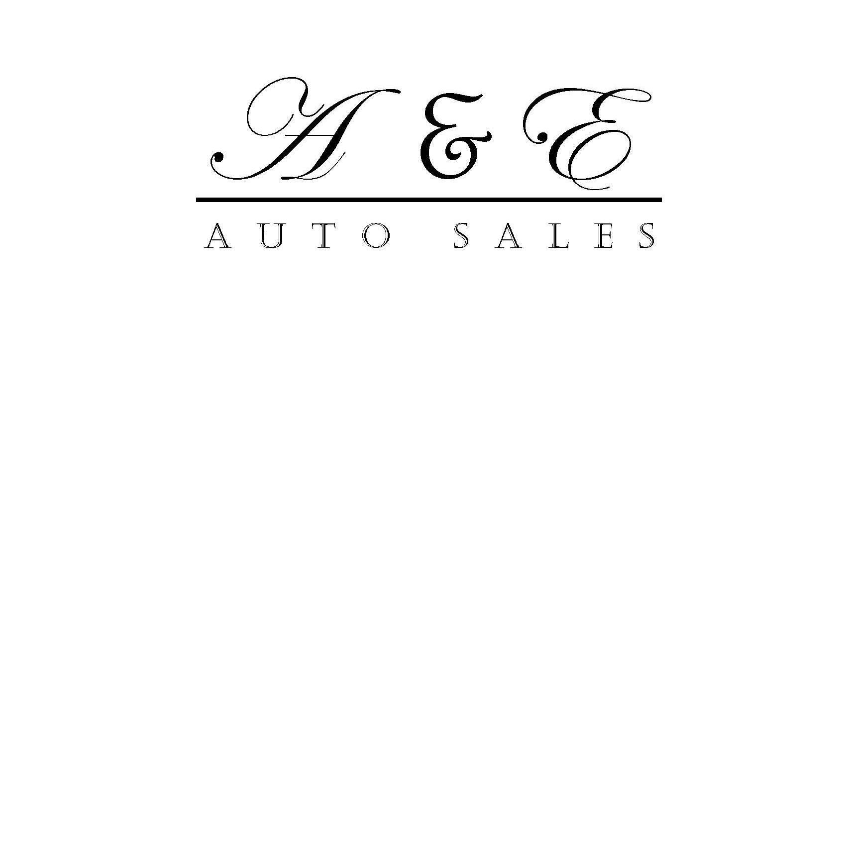 A&E Auto Sales